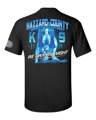 Hazzard County K9 T-Shirt
