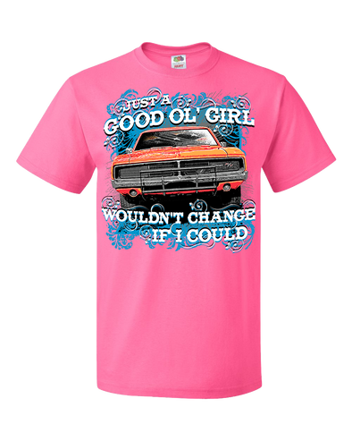 Cooter's Good Ol' Girl, Wouldn't Change If I Could T-Shirt