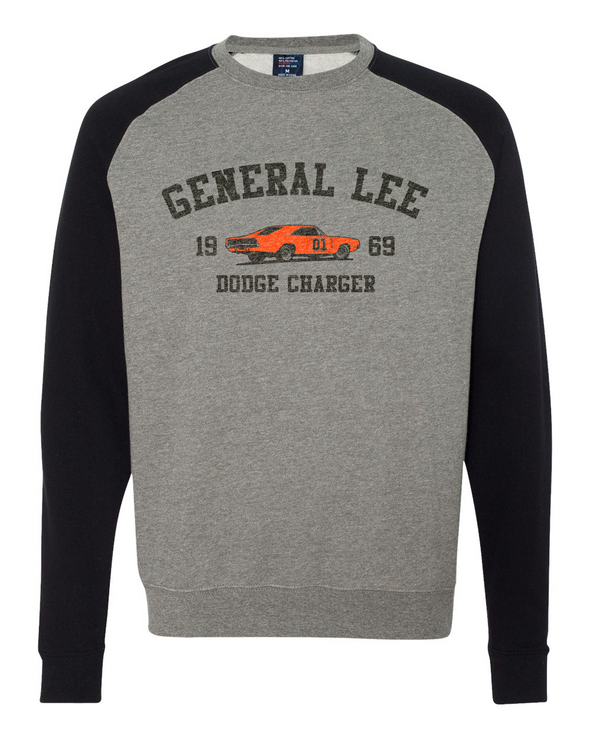 69 General Lee Crewneck Sweatshirt