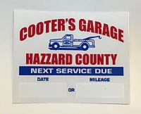 Oil Cling Cooter's Garage