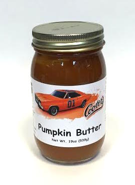 Sauces Cooter's Pumpkin Butter