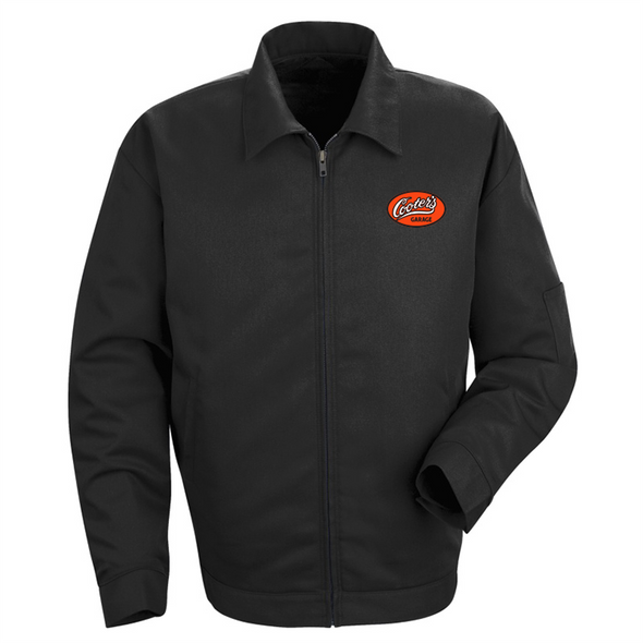 Cooter's Garage Mechanic Jacket