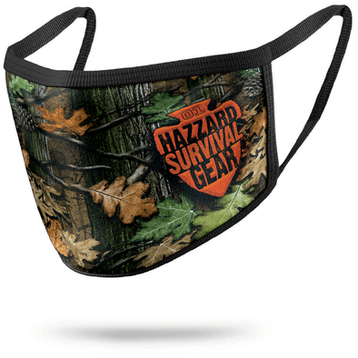Hazzard Survival Gear Face Cover Made in 🇺🇸