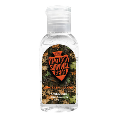 Hazzard County Survival Gear Hand Sanitizer (1.7oz) Made in 🇺🇸