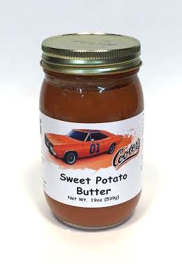 Sauces Cooter's Sweet Potato Butter