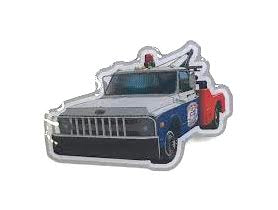 Cooter's Garage Tow Truck Hat Pin