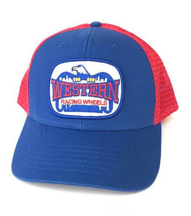 Autographed Western Racing Trucker Hat