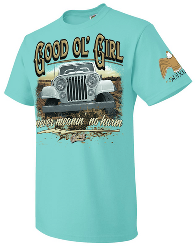 Cooter's Good Ol' Girl Dixie T-Shirt