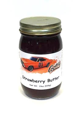 Sauces Cooter's Strawberry Butter