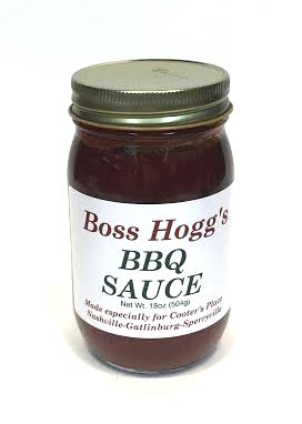 Sauces Boss Hogg BBQ