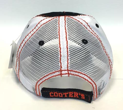 Cooter's Garage Splat Trucker Hat