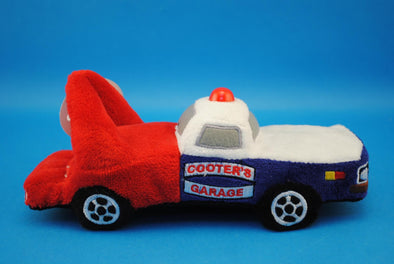 Plush Cooter's Garage Tow Truck