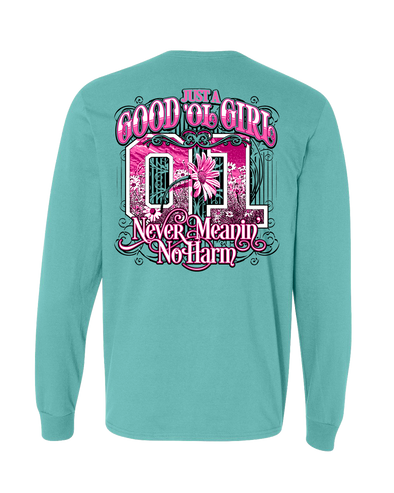Daisy Good Ol' Girl Long Sleeve T-Shirt
