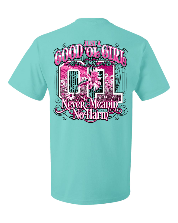 Youth Daisy Good Ol' Girl T-Shirt