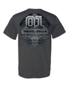Cooter's Garage General Lee Tattoo Car T-Shirt