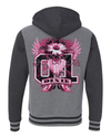 Cooter's Dixie Tattoo Varsity Hooded Full-Zip Sweatshirt