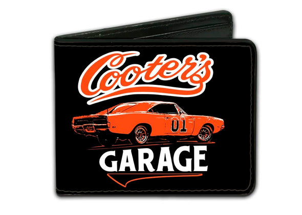 Cooter's Garage General Lee Classic Wallet