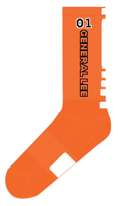 General Lee 01 Performance Socks