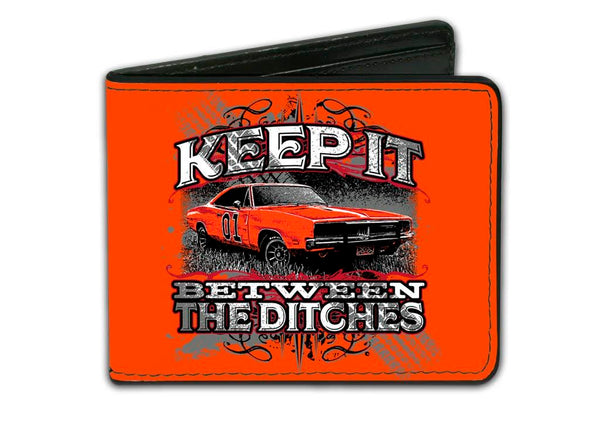 "Cooter's ""Keep it Between the Ditches"" Wallet"