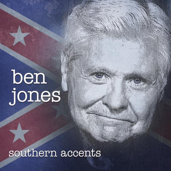 "Autographed Ben Jone CD ""SOUTHERN ACCENTS"""