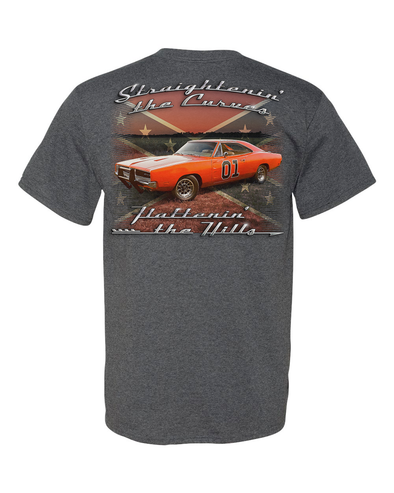 Cooter's Straightnin' The Curves T-Shirt