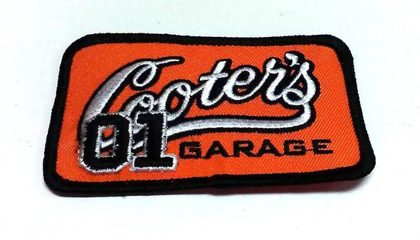 Cooter's Garage Patch (2x4)