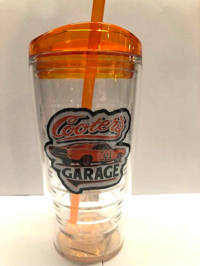 Cooter's Garage Insulated Tumbler