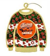 Ugly Christmas Sweater Christmas Ornament