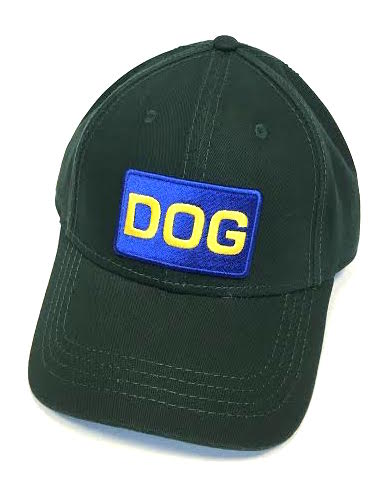 Autographed Cooter's DOG Hat