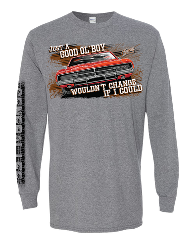 Cooter's Wouldn't Change if I Could Long Sleeve T-Shirt