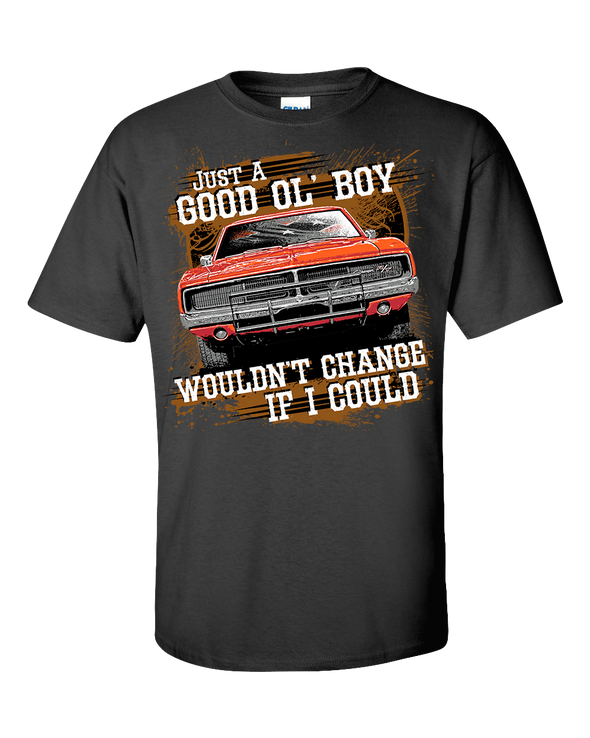 Cooter's Wouldn't Change if I Could T-Shirt