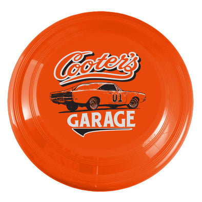Cooter's Garage Frisbee