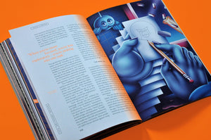 "Eye on Design magazine - Issue #02 ""Psych"""