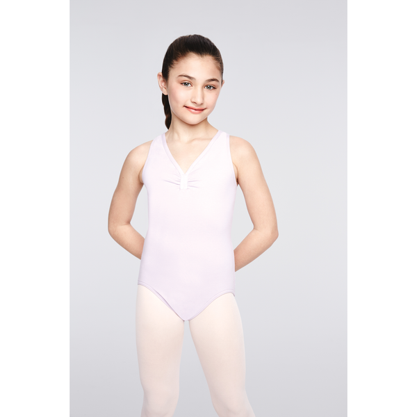 Capezio Child's Tank Cotton Leotard CC860C