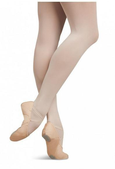 Capezio Juliet Split Sole Leather Ballet Shoe Adult 2027