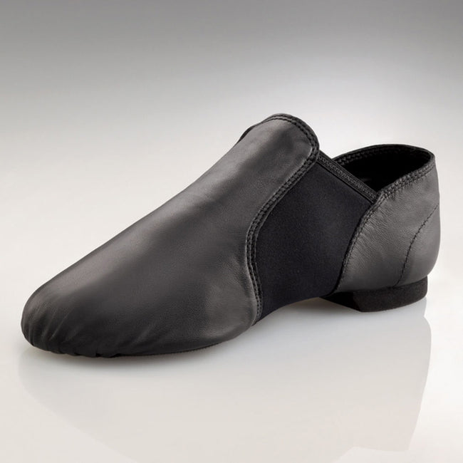 Capezio Slip On Leather Adult Jazz Shoe EJ2