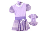 Me and My Dollie Matching Dance Outfit Set Lilac