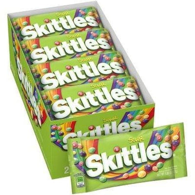 Skittles Sour Candy (1.8 oz., 24 ct.)