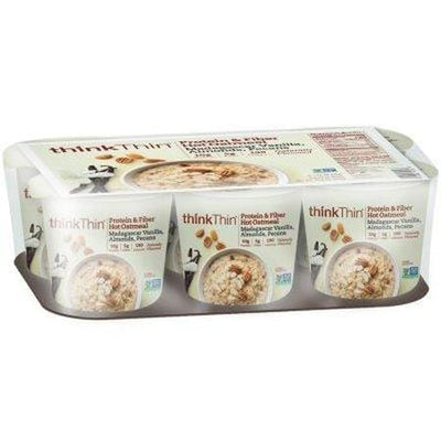 thinkThin Protein and Fiber Oatmeal (6 pk.)