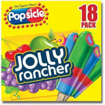 Popsicle Ice Pops Jolly Rancher 18 ct
