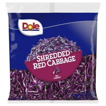 Dole Shredded Red Cabbage, 10 Oz.