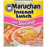 Maruchan Instant Lunch w/Shrimp Instant Lunch, 2.25 oz
