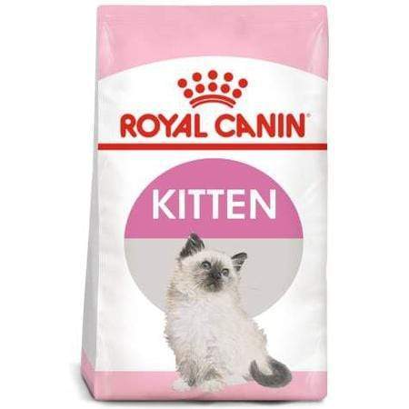 Royal Canin Feline Health Nutrition Dry Food for Young Kittens, 15 lbs.