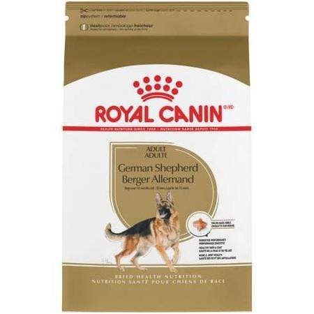 Royal Canin Breed Health Nutrition German Shepherd Adult Dry Dog Food, 30 lbs.