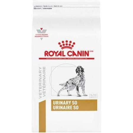 Royal Canin Veterinary Diet Canine Urinary SO Dry Dog Food, 25.3 lbs.