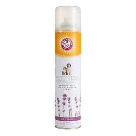 Arm & Hammer Pet Fresh Deodorizing Air Fresh Lavender Scent for Dogs and Cats, 5.3 fl. oz.