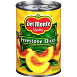 Del Monte California Sliced Peaches, 15.25 oz