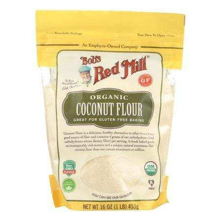 Bobs Red Mill Organic Coconut Flour, 16-Oz