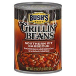 Bush's Best Grillin' Beans Southern Pit Barbecue, 22 Oz