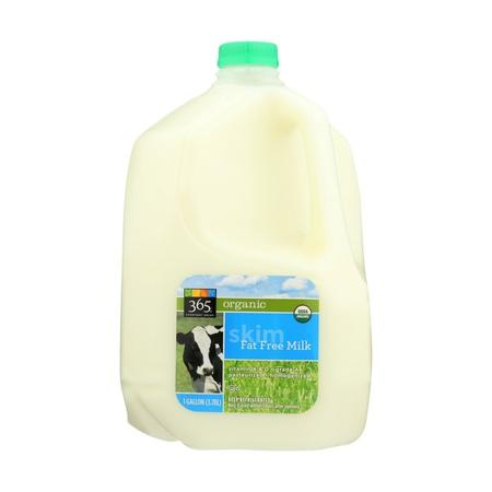 Milk, Fat Free Skim, 1 Gallon